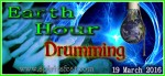 Earth Hour Drumming 2016